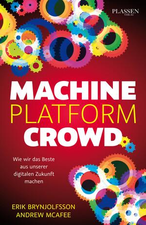 PLASSEN Buchverlage - Machine Platform Crowd
