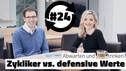 Von zyklischen und defensiven Aktien | #endlichAktionär Depot #24