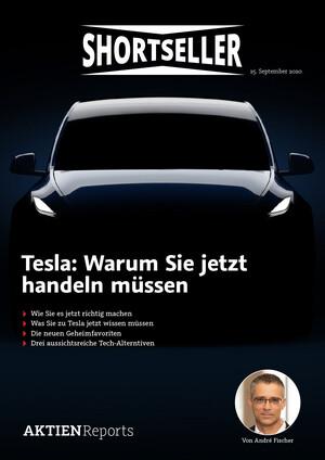 Aktien-Reports - Tesla: Warum Sie jetzt handeln müssen