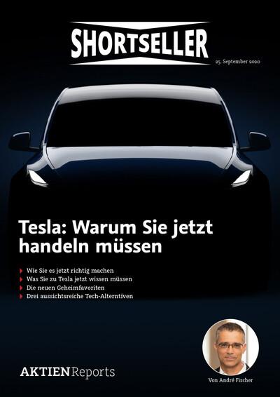 Tesla: Warum Sie jetzt handeln müssen