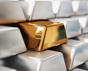 Gold und Silber mit Verlusten: Was ist da schon wieder los?