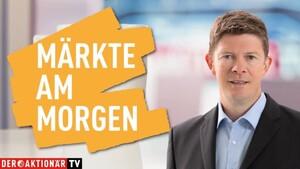 Märkte am Morgen: DAX legt wieder zu – Netflix, Boeing, Altria, Munich Re, Zalando, ASML, Rheinmetall im Fokus  / Foto: Der Aktionär TV