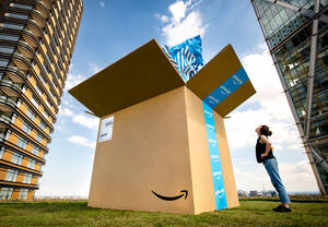 Amazon: Aktie für 2.999,99 Dollar