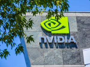 Nvidia geht heute nur kurz vom Gas