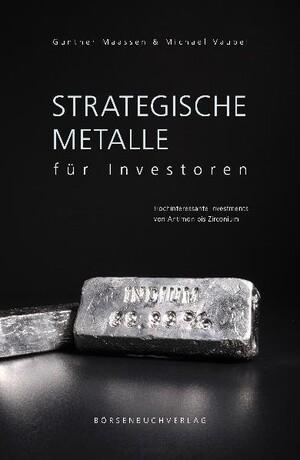 PLASSEN Buchverlage - Strategische Metalle für Investoren