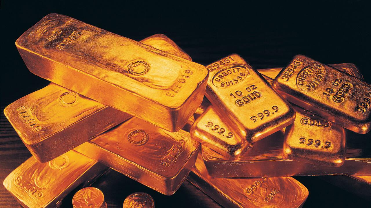 """Gold: BlackRock-Fonds reduziert """"fast auf Null"""" – die Begründung"""