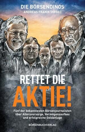 PLASSEN Buchverlage - Die Börsendinos: Rettet die Aktie!
