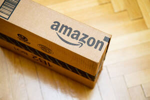 Amazon vor Rekordhoch: