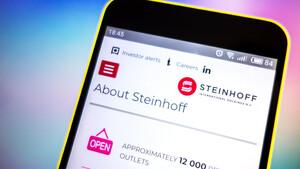 Steinhoff: Nächster Mini‑Schock für die 4‑Cent‑Aktie