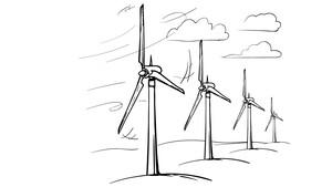 Zwischen Boom und Flaute ‑ Wind‑Aktien