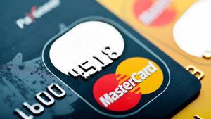 Mastercard: Visa‑Konkurrent mit Master‑Zahlen  / Foto Shutterstock