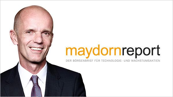 """maydornreport erhält Auszeichnung als """"Bester Spezialbrief des Jahres 2014"""""""