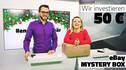 Was tun mit 50 Euro? eBay Mystery Box oder #endlichAktionär?