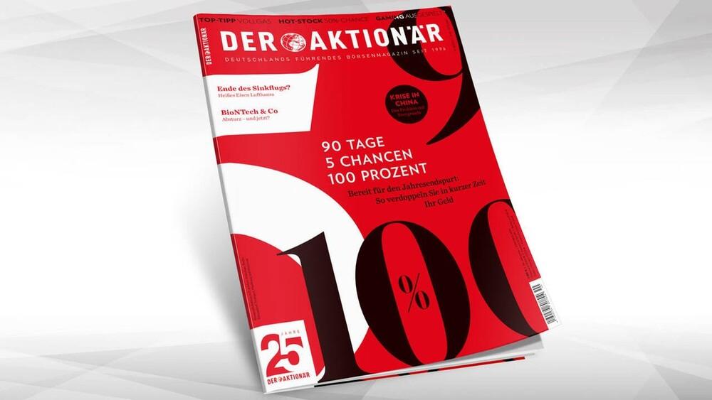 DER AKTIONÄR  40/21