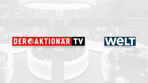 DER AKTIONÄR TV und Nachrichtensender WELT verlängern Kooperation um drei Jahre