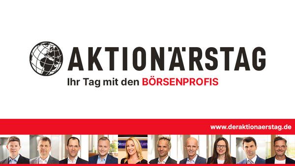 Erster virtueller AKTIONÄRSTAG von DER AKTIONÄR am 21. November 2020
