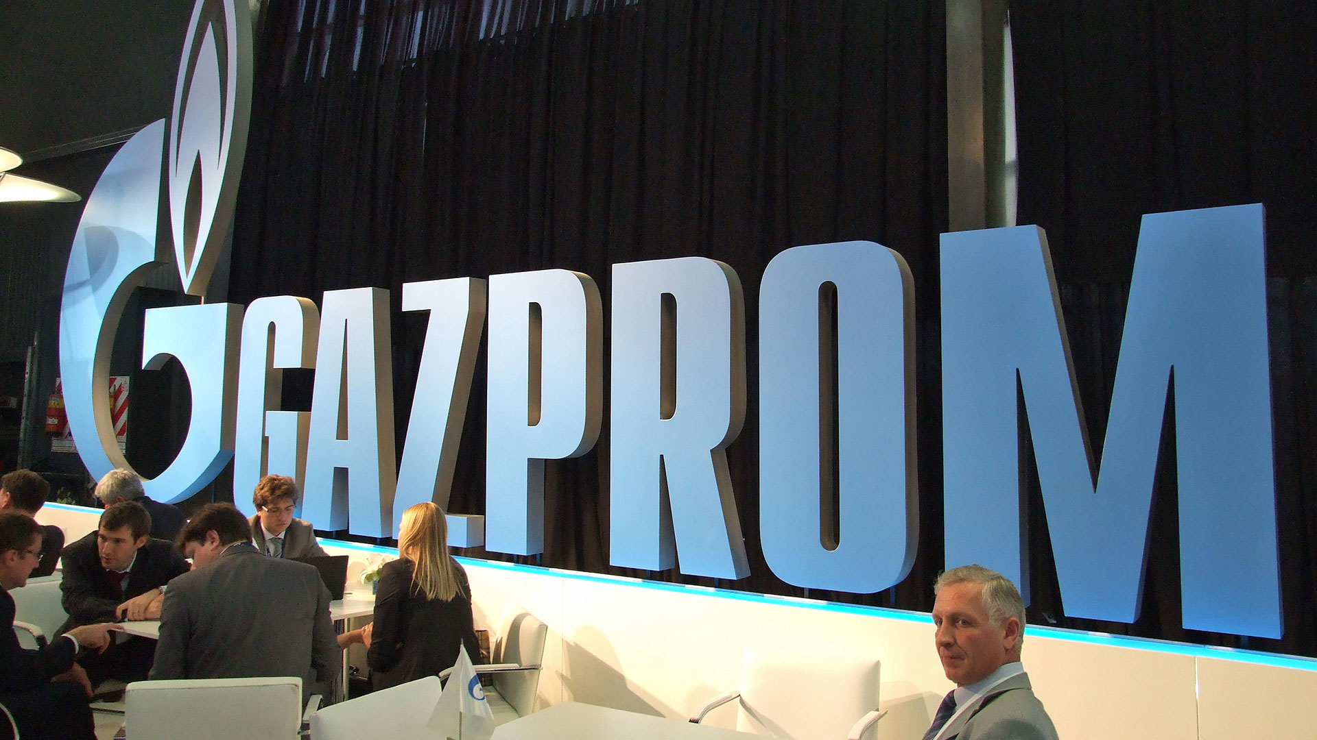 Gazprom: Diese Nachricht ist keine gute