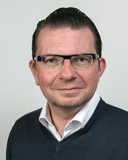 Portrait von Markus Hechler