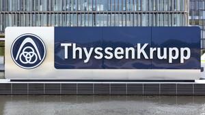 ThyssenKrupp: Massive Verluste im jüngsten Quartal
