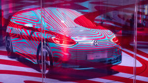 Volkswagen‑Aktie: Diese Marke muss halten!