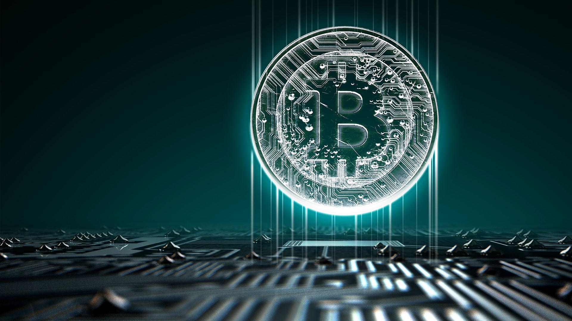 Bitcoin Anstieg