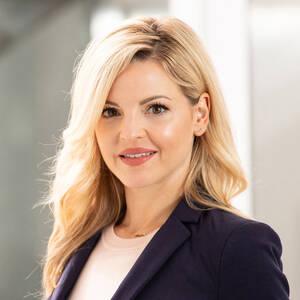 Cornelia Eidloth – Moderatorin