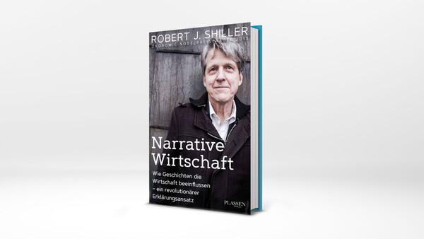 """Shillers """"Narrative Wirtschaft"""" für den Deutschen Wirtschaftsbuchpreis 2020 nominiert"""