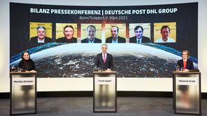 Deutsche Post: Sonderkonjunktur durch Impfungen  / Foto: Deutsche Post
