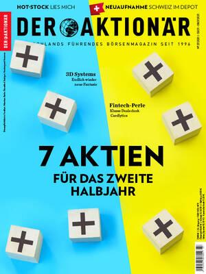 DER AKTIONÄR - Ausgabe 27/21
