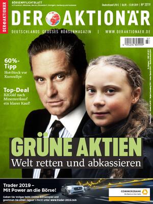DER AKTIONÄR - Ausgabe 37/19