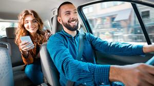 Uber und Lyft: Mal eben geschenkt  / Foto: Shutterstock