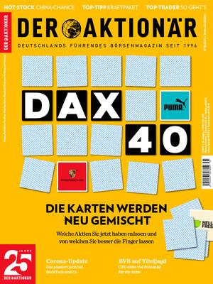 DER AKTIONÄR - Ausgabe 35/21