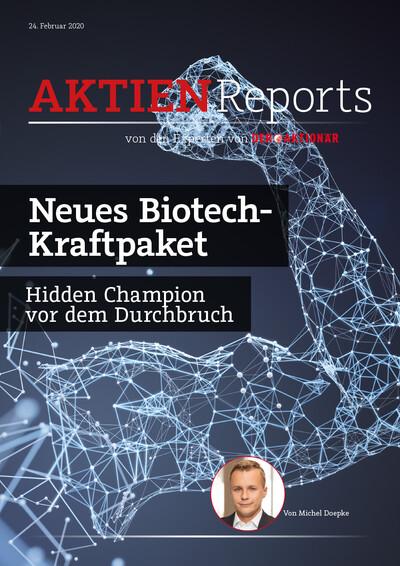 Neues Biotech-Kraftpaket – Hidden Champion vor dem Durchbruch