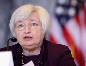 Yellen bleibt standhaft ‑ DAX kann Dow‑Rekordfahrt nicht folgen