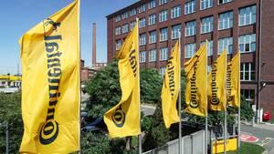 Continental‑Aktie legt kräftig zu – Platz 2 im DAX hinter Adidas