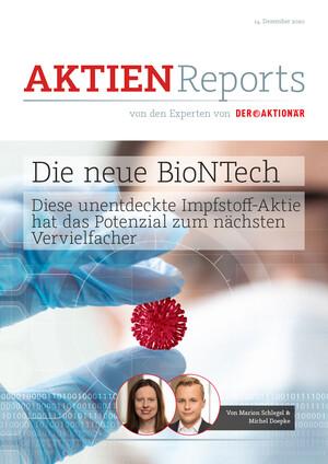 Aktien-Reports - Die neue BioNTech – Diese unentdeckte Impfstoff-Aktie hat das Potenzial zum nächsten Vervielfacher