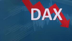 DAX: Corona‑Virus sorgt für deutlichen Kursrutsch!