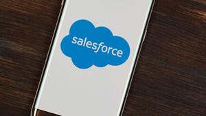 Salesforce mit Prognoseanhebung – Aktie spurtet los  / Foto: Shutterstock