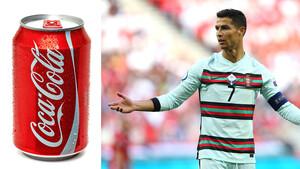 Ronaldo vs. Coca‑Cola – der wahre Grund für den Kursrutsch  / Foto: Getty Images