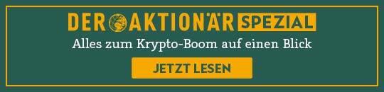 DER AKTIONÄR  Krypto-Spezial