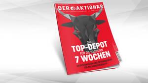 7‑Wochen‑Depot: Top‑Performance dank Alibaba, OHB und Tomra Systems