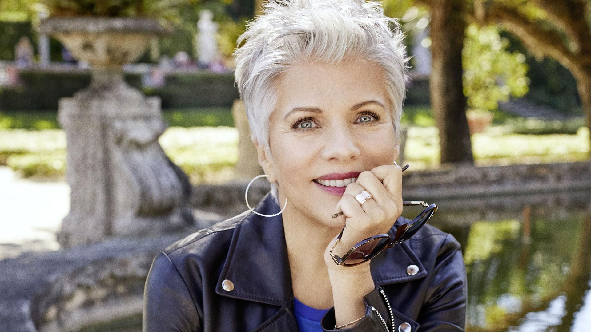 TV-Star Birgit Schrowange über den Corona-Crash: Ich habe Aktien gekauft