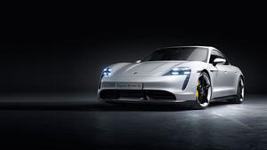 """""""Spitzenklasse""""‑Aussage: Boris Palmer tut es erneut. Porsche, Manz, Varta, Baywa  / Foto: Porsche"""