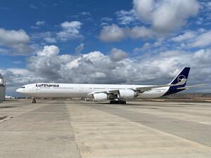 Lufthansa: Ein großes Problem  / Foto: Shutterstock