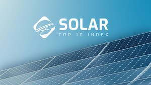 Solar Top 10 Index: Einstiegskurse bei JinkoSolar, SolarEdge und Co?  / Foto: Börsenmedien AG
