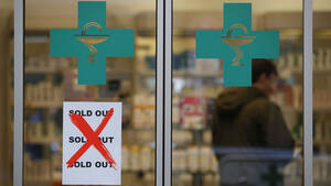 Teva, Bayer, Shop Apotheke und Co: Run auf Medikamente!
