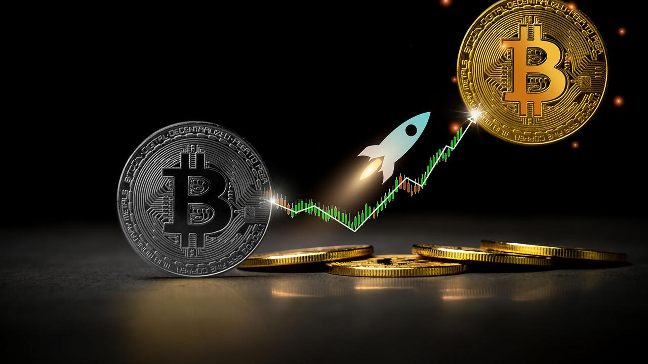 Bitcoin: Top-News sorgen für Kurssprung