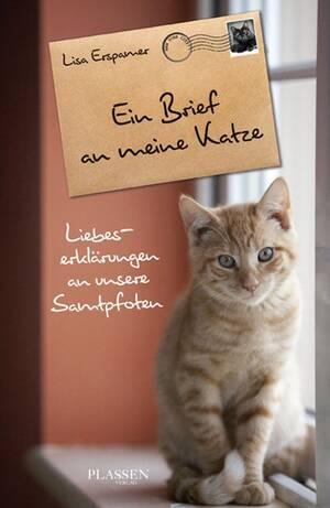PLASSEN Buchverlage - Ein Brief an meine Katze