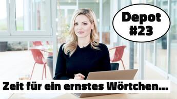 Apple - Allianz - Intel - VW - Commerzbank - MTU - QSC - SIXT UPDATE   #endlichAktionär Depot #23