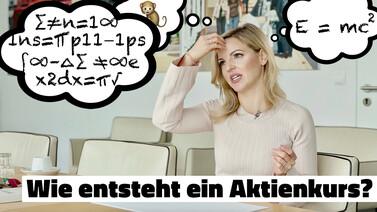 Wie entsteht ein Aktienkurs? Und warum? #endlichAktionär – Achso!